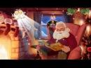 Прикольное поздравление на старый новый год от Дед Мороза! С новым годом 2018 вас п...