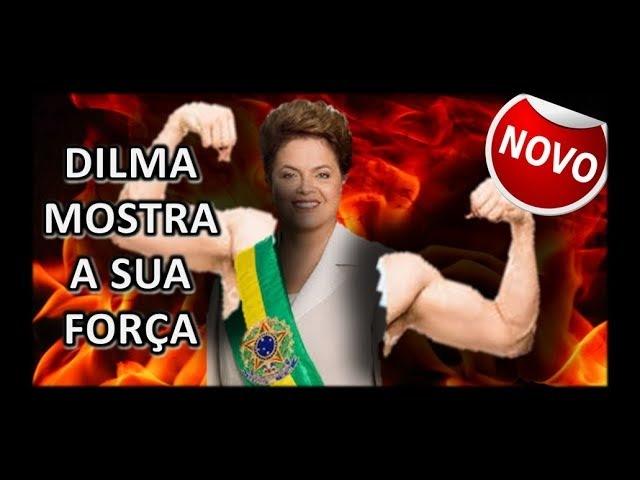 A FORÇA DE DILMA NA ENTREVISTA AO TRT WORLD