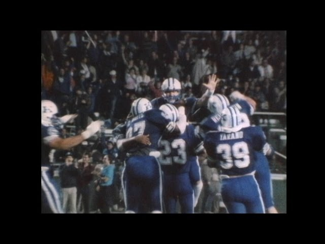 Kentucky Wildcats TV: Kentucky Football 1984 - What Will They Do For An Encore