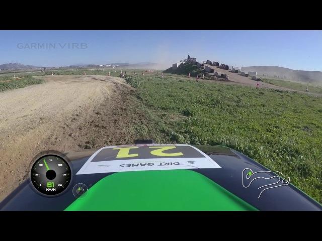 Giorgos Zymaridis Speedcar Xtrem, Dirt Games Grand Final