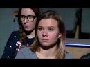 Встреча Бориса Романова со студентами Петербургского института Кино и Телевиде