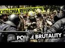 Каталония. Местные пожарники и часть местных полицейских вышли в форме , в касках, и выступили на стороне народа в защиту права голосовать. Firemen Protect Catalonian People from Brutal Spanish Police - Catalonia Referendum watc