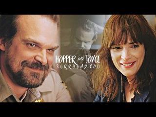 Joyce & Hopper | Surround you [wish #1]