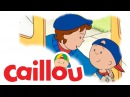 Kids' English Caillou Caillou's School Bus S01E42 Cartoon for Kids