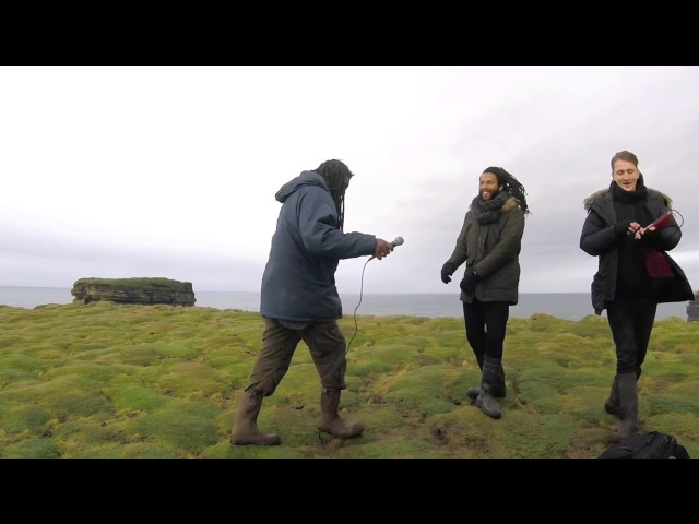 Dub Dynasty - Monsoon Come ft Ras Tinny, Alpha Steppa, Nai-Jah (Downpatrick Head, County Mayo)