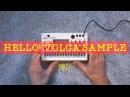Hello! Volca Sample: 1
