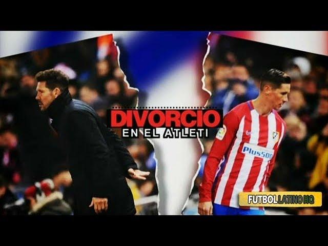 Simeone y Torres han vuelto a verse tras la polémica declaración del Cholo en Rueda de Prensa смотреть онлайн без регистрации