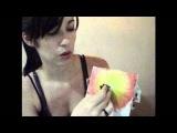 Renata Chaves - Pintura com os Dedos - Finger Painting (Ceu e Pedras) 1-2