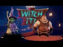 №1017 ВЕДЬМЫ ПРЯЧУТСЯ ОХОТНИКИ ИЩУТ ПРЯТКИ В Witch It