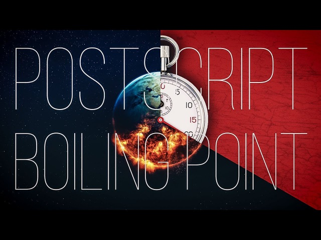 PostScript - Boiling Point (Audio)