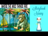 Where the Wild Things Are Kids Books Read Aloud