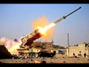 Работа ТОС 1А Солнцепек по террористам ИГИЛ в Сирии
