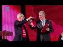 Полная запись встречи Павла Грудинина с избирателями Екатеринбурга в театре Эстрады