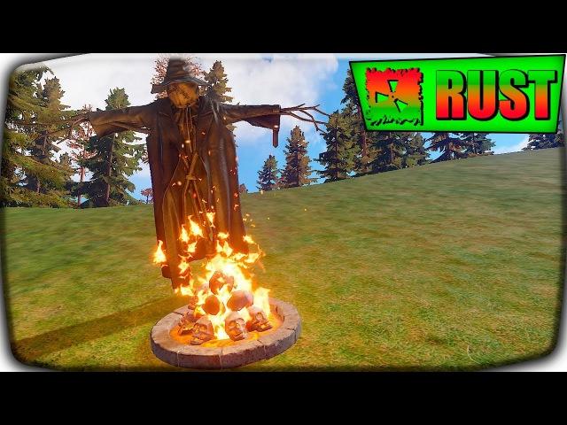 Rust Стрим На официальном сервере