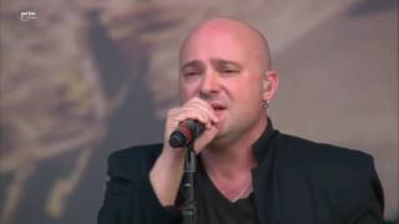 Disturbed - The Sound of Silence (Live at Hellfest 2016) (Pro Shot HD)