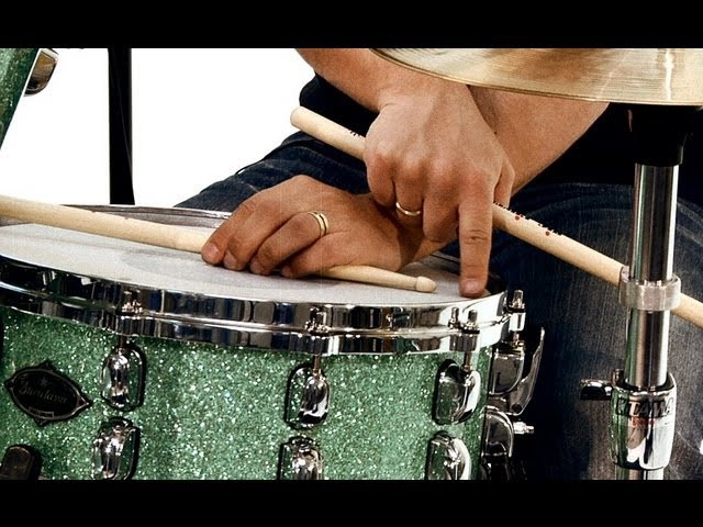 How to Play the Cross Stick | Drumming