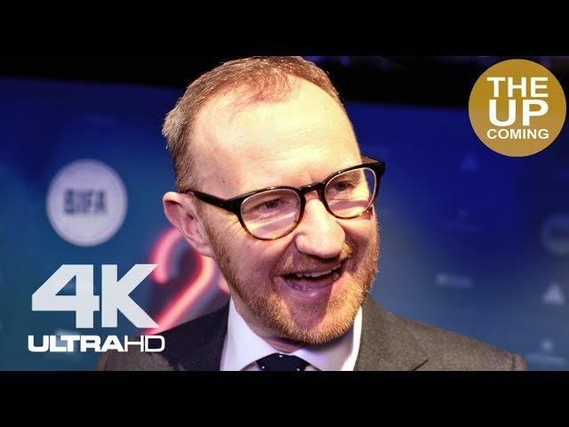 Mark Gatiss interview at the British Independent Film Awards 2017