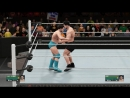 O`Leary vs Alex Submission WWE 2K16