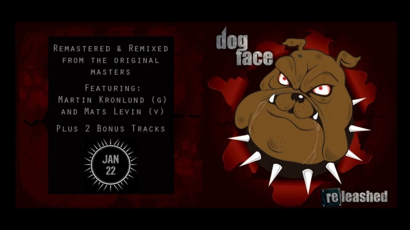 Dogface - Dont (Remixed, Remastered and Re-released Jan 22)
