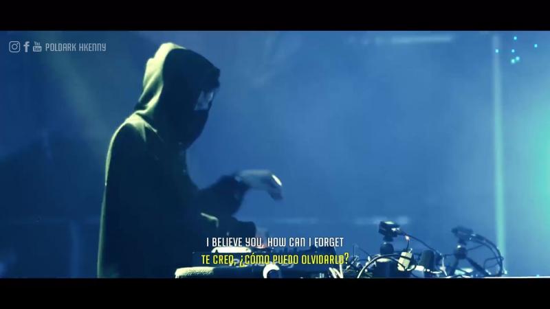 Alan Walker - The Spectre (Video Oficial Subtitulado) (Con Letra) (By Poldark Hkenny)