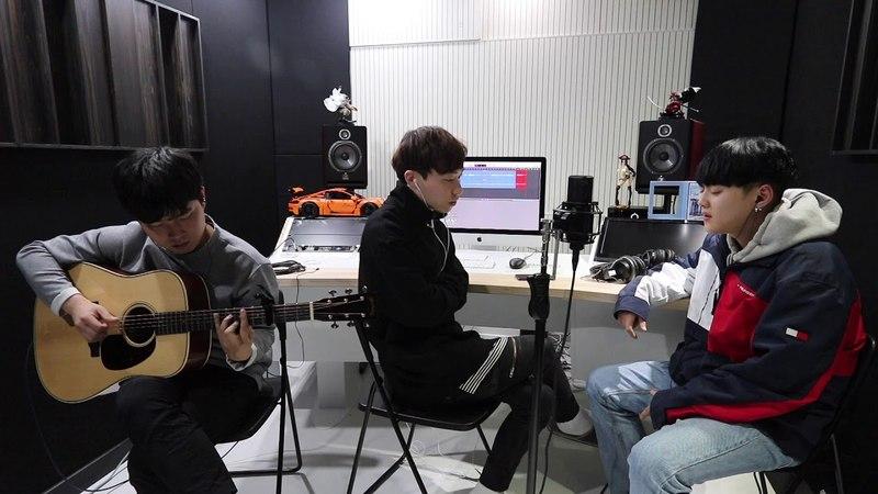 YONG JUN HYUNG(용준형) - Sudden Shower(소나기) (Feat. 10cm) (Cover by 켈리펀트 프레쉬)