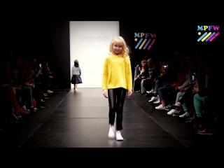 Показ Sarabanda. Moscow Piccolo Fashion Week 2017 1 сезон.