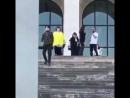 Фанкам 180419 @ Джексон на съёмках в Риме Италия