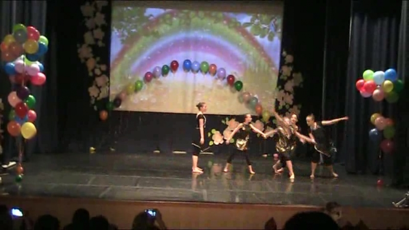 Танец Сплетницы