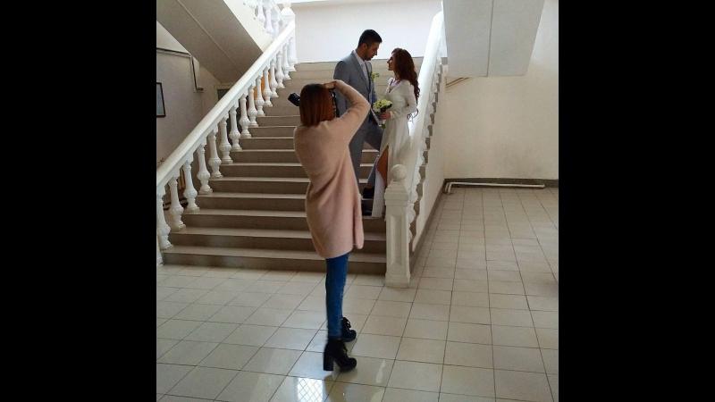 Свадьба Нинидзе 29.09.2017 г.