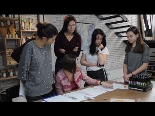 Курсы по Fashion иллюстрации