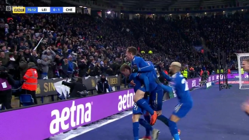 Highlights Foxes 1 vs 2 Chelsea FA Cup 18 03 18