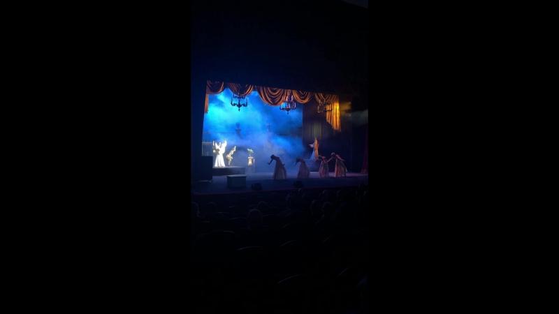 Открытие Х Международного театрального фестиваляГостиный двор 2018