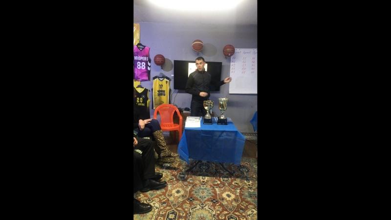 Волгоградская-Баскетбольная-Ассо Баскетбол — Live