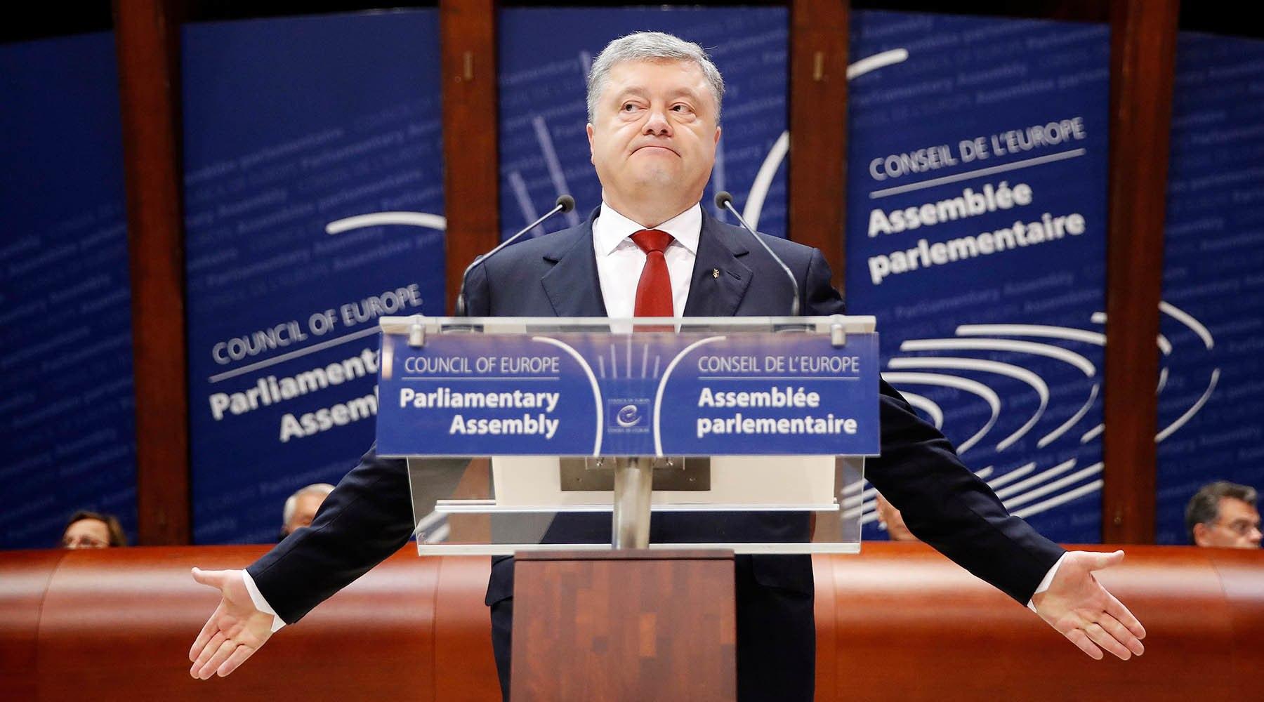 В России ответили на предложение Порошенко о повторном референдуме и возвращении Крыма