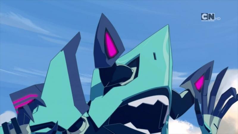 Трансформеры Роботы Под Прикрытием s1e3 – Командная Работа!