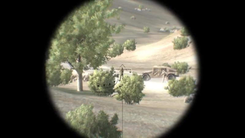 Арма 2 Снайпер Джуба в Ираке