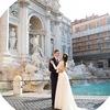 Фотограф в Риме, Фотосессия в Риме, Love story