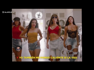 J Balvin, Jowell Randy ft. Nicky Jam, Wisin, Yandel, Ozuna - Bonita (remix) (GlamourTV.uz)