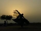 Песни и танцы раджастанского племени Кальбелия