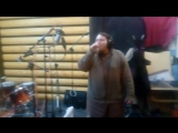 Скальдов и манок в студии