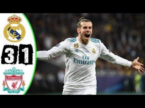 Rеаl Маdrid vs Livеrрооl 3-1 Аll Goals Full Нighlights 26/O5/2O18 HD