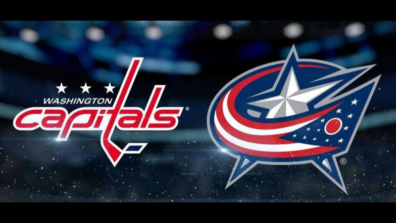 EC Round 1 Game 3 17 04 2018 WAS Capitals @ CBJ Jackets