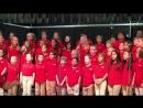 Cumming Elementary Chorus with My Son