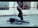Контактное взаимодействие в contemporary dance