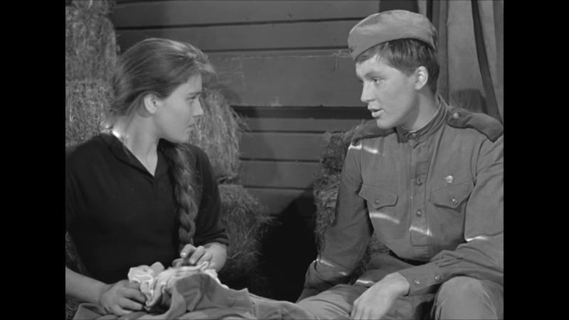 Баллада о солдате 1959