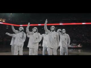 JABBAWOCKEEZ at NBA Finals [HD 1080] (#DH)