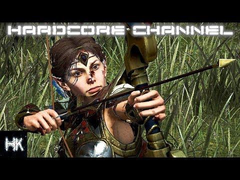 Total War Warhammer 2 Империи Смертных прохождение Hardcore Хаос =21= Разрушенный Ултуан