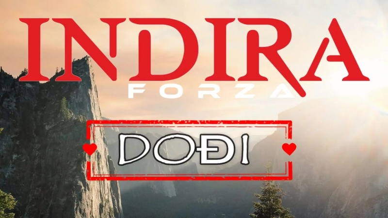 Indira Forza - Dodji [Lyric] (2017)