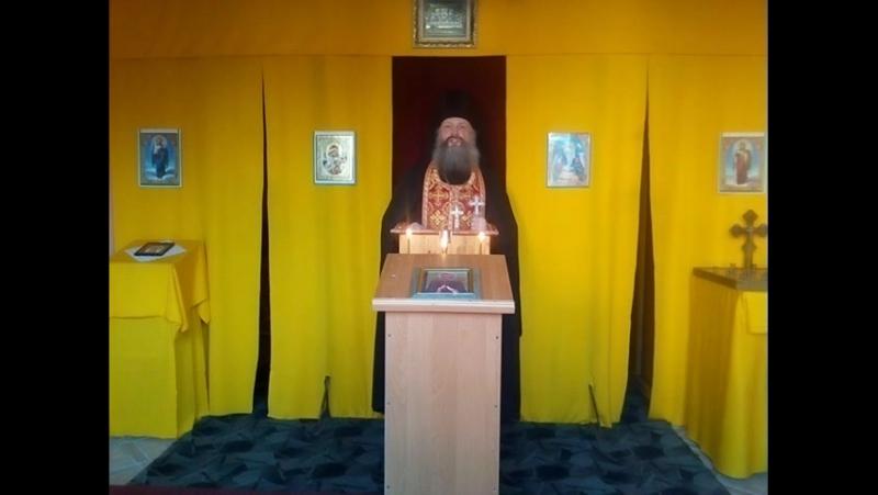 Игумен Амвросий (Сообщение в Церковный Суд)