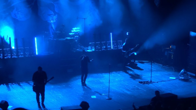 The Rasmus - Livin in a World Without You (live in Rostov)